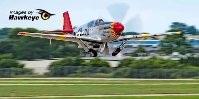 P-51 Mustang Tuskegee Airman