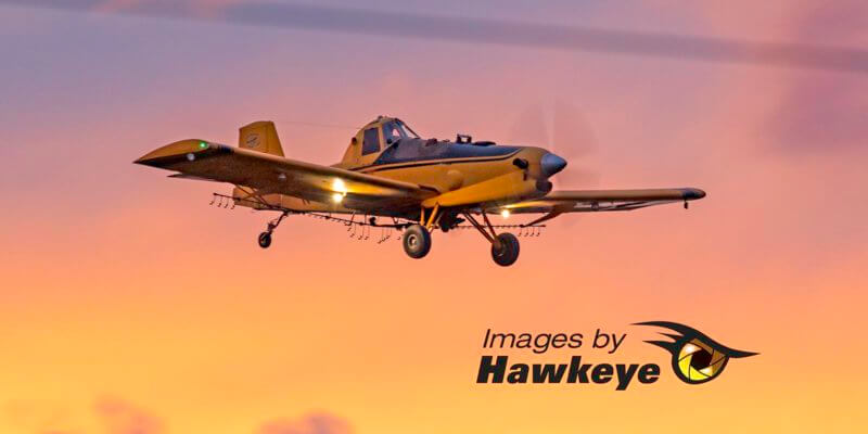Cropduster Aircraft